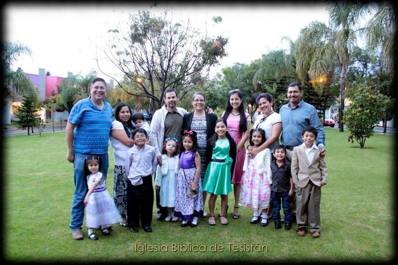 Hechos 101: [02] Iglesia Bíblica de Tesistán (Parte 1)