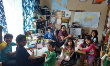 Educamos en el hogar